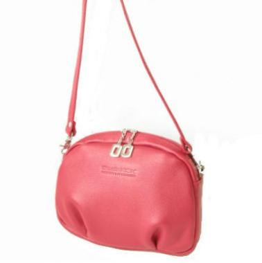 Фото Дамская сумочка красная 3507