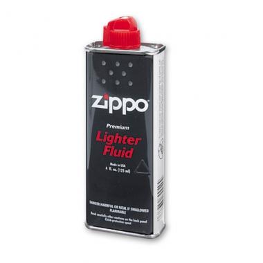 Фото Бензин для зажигалок Zippo