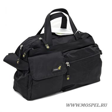 Фото Дорожная сумка 0120101 01 черная