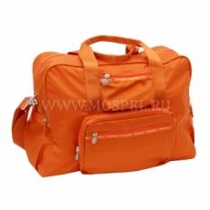 Раскладная сумка 02027 14 оранжевая