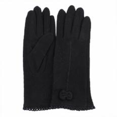 Перчатки женские 27_111_137_1109 Черные