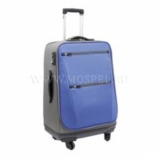 Чемодан на колесах 63195 15 blue