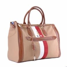 Дорожная сумка KEITA MARUYAMA 28753_05 beige