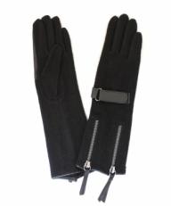 Перчатки женские 27_111_108_1109 Черные