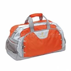 Дорожная сумка  60236 14 оранжевая