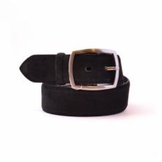 Ремень джинсовый  400797 черный