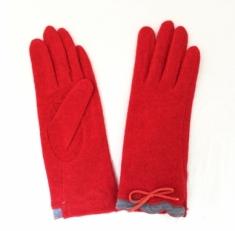 Перчатки женские 27_111_127_1109 Рубин