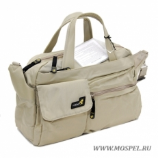 Дорожная сумка 0120101-05 бежевая