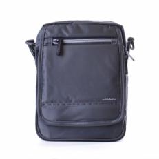 Маленькая дорожная сумка 60003-09 серая