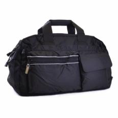 Дорожная сумка 60025-01 черная