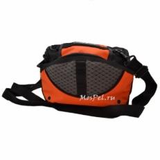 Дорожная сумка  60062 14 оранжевый