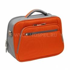 Бьюти-кейс 63104 14 оранжевый