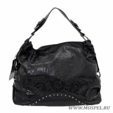 Женская сумка 1040 D081 01 черная