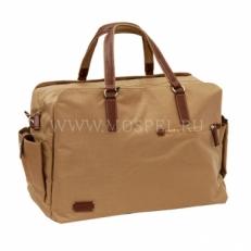 Дорожная сумка 20095 05 бежевая