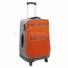 Чемодан на колесах 63194 14 orange