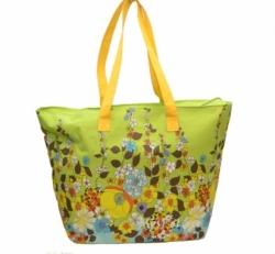 Пляжная сумка  10614-BE зеленая