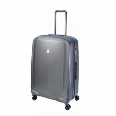 Серый чемодан 082 28PC