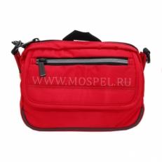 Маленькая дорожная сумка 60002 10 красная