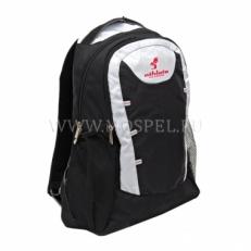 Легкий рюкзак на молнии 60235 черный