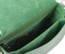 Cумка женская Narvin 9960 N.Anaconda Green фото-2