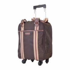 Женская сумка на 4 колесах Progres 48236