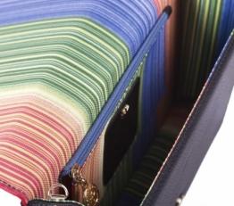 Синяя сумка-клатч Narvin 9957 N.Polo D.Blue фото-2