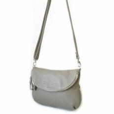 Маленькая сумка через плечо KSK 401.2 бежевая