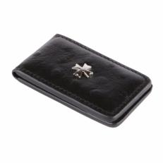 Зажим для денег Narvin(Vasheron) 9112 Ostrich Black