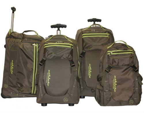 Подробнее. легкие сумки и рюкзаки на колесах.  Athlete Super light.  Купить.