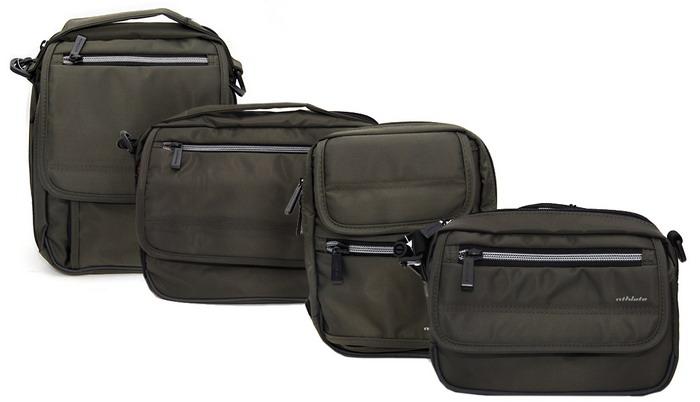 Спортивные сумки коллекции Athlete.